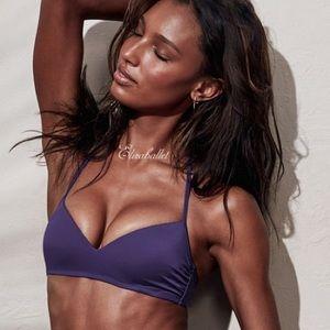 ❤️Victoria's Secret Adjustable Bralette Bikini Top